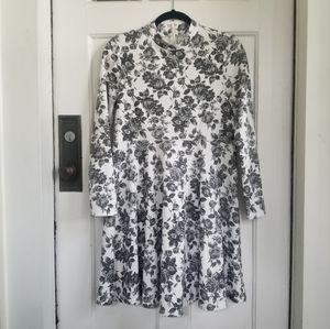 ASOS Maternity Floral Print Dress, Sz 8